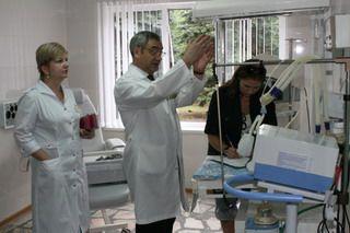 Дмитрий хмара, врач акушер-гинеколог, бывший главврач родильного дома 1