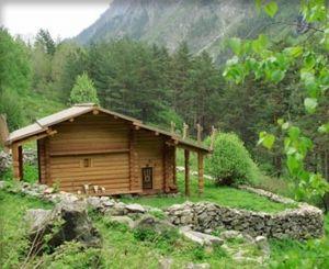 В Северной Осетии пытались сжечь древнее святилище Реком
