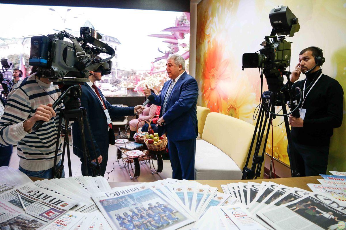 ВИнгушетии начал работу VФорум СМИ Северного Кавказа