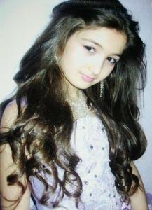 Амина Каздохова может стать «Маленькой Мисс Планета»